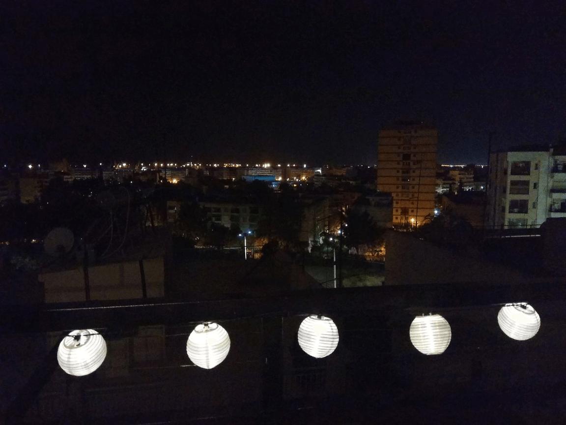 Διαθέρισμα AirBnB δίπλα στο κέντρο της Θεσσαλονίκης - Μπαλκόνι